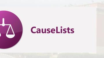 causelists